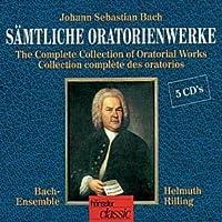 Js Bach;Sacred Oratorios