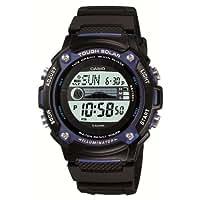 [カシオ]CASIO 腕時計 SPORTS GEAR スポーツギア アウトドアモデル タフソーラー タイドグラフ・ムーンデータ搭載 W-S210H-1AJF メンズ