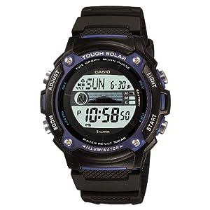 [カシオ]CASIO 腕時計 スポーツギア タイドグラフ ソーラー W-S210H-1AJF メンズ