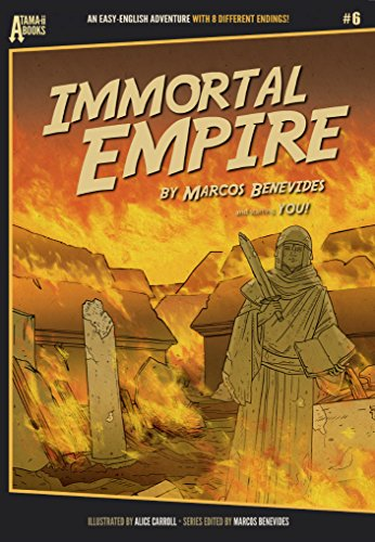 Image result for Immortal empire book