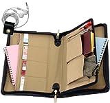 [ブロンプトン] BROMPTON クラッチバッグ ドキュメントケース ビジネスバッグ A5書類対応 26cm幅 240g 豊岡製造 25731 [オリジナルハンドメイド牛革製ケーブルバンドセット]