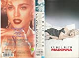 IN BED WITH MADONNA [VHS]
