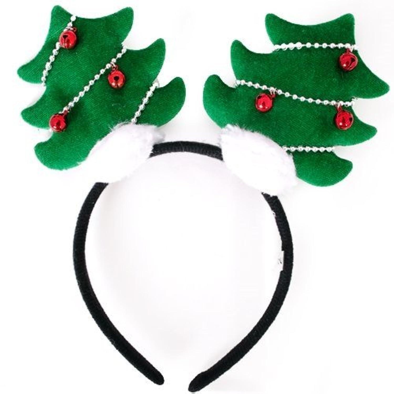 Fun Party Toy - Tree headband (Green)