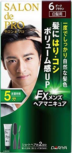 サロンドプロ EXメンズヘアマニキュア 6