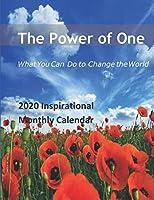 Power of One: Inspirational Calendar for 2020