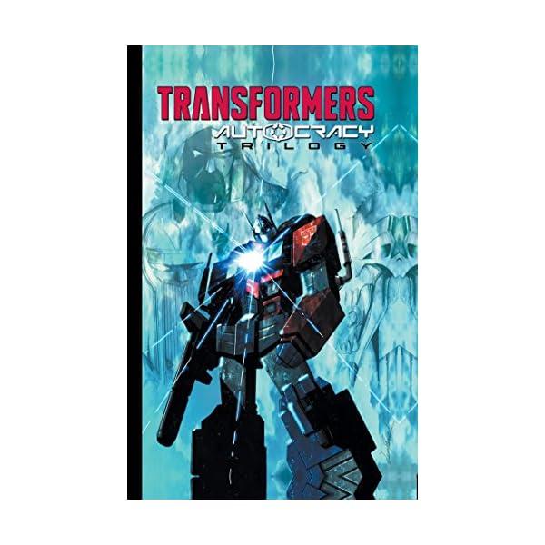 Transformers: Autocracy ...の商品画像