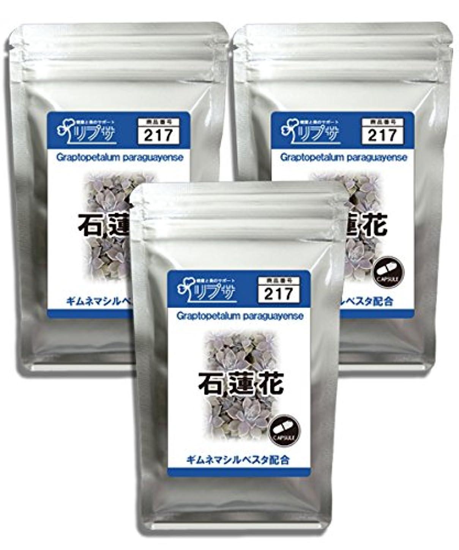 砂の砂の着実に石蓮花 約1か月分×3袋 C-217-3
