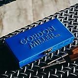 パタゴニア アウトドア GORDON MILLER 小物収納 小物ケース 小物入れケース 小物入れ 卓上 整理箱 メタルケース M ブルー