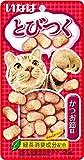 いなばペットフード 猫用おやつ とびつく かつお節味 25g