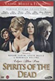 Spirits of the Dead - AWE release by Roger Vadim Fellini Malle
