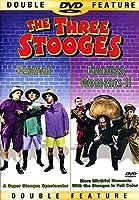 Three Stooges Festival & Funniest Moments II [DVD]