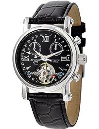 エアロマチック1912 腕時計 二戦 ドイツ 空軍 復刻 自動巻き カレンダー A1421[並行輸入品]