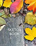 Sketch Book: Large Notebook for Drawing, Painting, Sketching or Doodling with Blank Paper | 121 Pages, 8.5x11 | Sketchbook White Paper V.03 (8.5 x 11 Sketchbook Large)