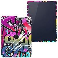 igsticker iPad Pro 12.9 inch インチ 専用 apple アップル アイパッド 2018 第3世代 A1876 A1895 A1983 A2014 全面スキンシール フル 背面 側面 正面 液晶 タブレットケース ステッカー タブレット 保護シール 人気 グラフィティ 落書き 001010