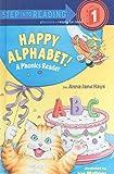 Happy Alphabet! (Step Into Reading: A Step 1 Book (Prebound))
