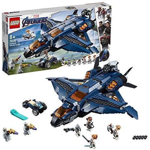 レゴ(LEGO) スーパー・ヒーローズ アベンジャーズ・アルティメット・ク...