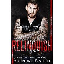Relinquish (Russkaya Mafiya Book 3)