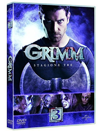 grimm - season 03 (6 dvd) box set DVD Italian Import by silas weir mitchell
