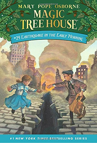 Earthquake in the Early Morning (Magic Tree House (R))の詳細を見る