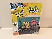 パズル–Spongebob And Patrick Roller Skating–100Piece