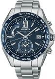 [セイコー]SEIKO 腕時計 BRIGHTZ ブライツ ワールドタイム 電波ソーラー ブライトチタン ブルーダイヤル SAGA095 メンズ