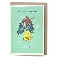 *ロージーワンダーズ クリスマスカード ATZ2 「B」ベル