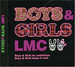 LM.C「BOYS & GIRLS」のジャケット画像