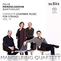 String Chamber Music Vol 4 by Mandelring Quartet