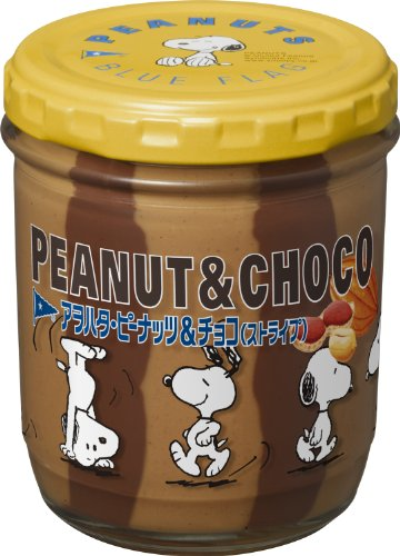 ピーナッツ&チョコ 160g×3本 アヲハタ 68605