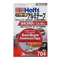 ホルツ(Holts) アルミテープ 3.8×100(cm) MH704 STRAIGHT/46-704