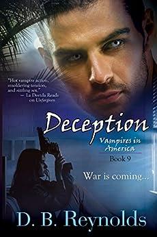 Deception (Vampires In America Book 9) by [Reynolds, D. B.]