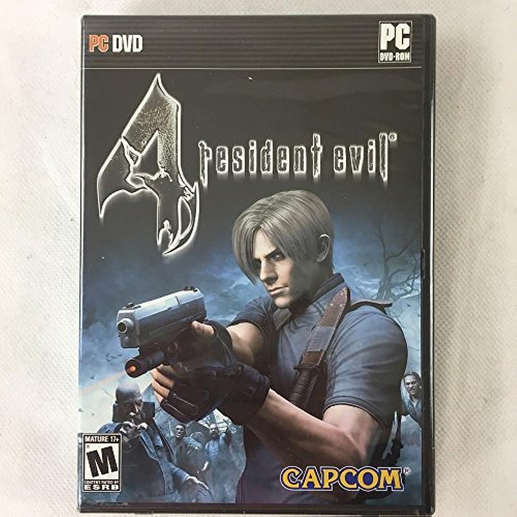 一時的貴重な偉業Resident Evil 4 (PC/US版)
