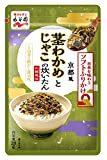 日本を味わうソフトふりかけ 茎わかめとじゃこの炊いたん 28g×5個