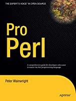 Pro Perl (Expert's Voice in Open Source)