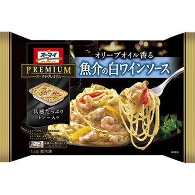 【冷凍】【12パック】オーマイプレミアム 魚介の白ワインソース...