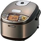 象印IH炊飯器3合ステンレスブラウン NP-GG05-XT