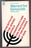 Warrant for Genocide: Myth of the Jewish World-conspiracy and the Protocols of the Elders of Zion (Pelican)