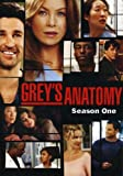 Grey's Anatomy: Season 1 [DVD] [Import] 画像