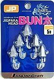メジャークラフト ジグパラヘッド ブンタ ダートタイプ  JPBU-DART 5g