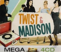 Multi-Artistes - Mega Twist & Madison (4 CD)