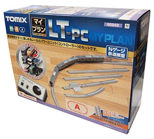TOMIX Nゲージ マイプラン LT-PC F レールパタ...