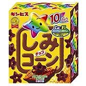 ギンビス しみチョココーン大箱 220g(22g×10袋)