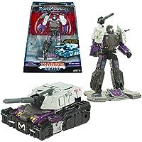 Titanium Series Transformers 6 Inch Metal Cybertron Heroes Megatron G.I. Joe