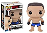 Funko POP UFC : Chris Weidman and Jose Aldo Toyアクションフィギュア – 2 Pieceバンドル