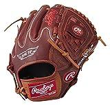 Rawlings(ローリングス) 軟式用 HOH® DP [オールラウンド用] GR7HD56 シェリー/リッチタン [サイズ 8] [11 3/4inch] RH(Left hand throw)※左投用