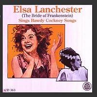 """""""The Bride of Frankenstein"""" Sings Bawdy Cockney Songs"""