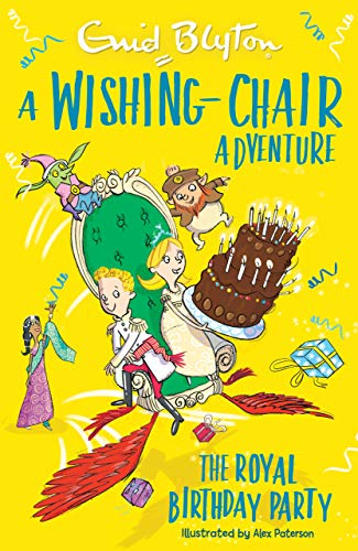 A Wishing-Chair Adventure: The...