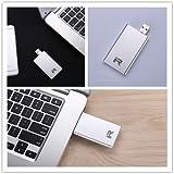 iRecadata L41外付け ssd ポータブル USB 3.0 SSD mSATA III MLC SSD内蔵 ドライブ (64GB)