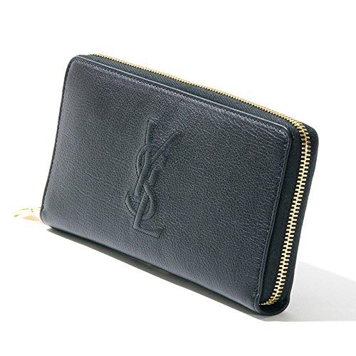 サンローラン SAINT LAURENT 長財布 352904 CP20O Round Zip Leather Wallet Cp20O [並行輸入品]