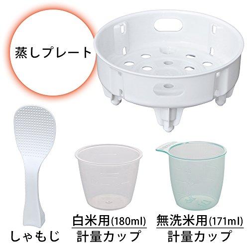アイリスオーヤマ『銘柄炊き分離式IHジャー炊飯器(RC-SA30-B)』
